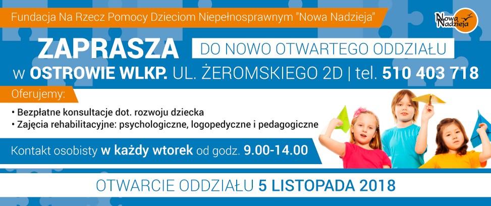 Fundacja Nowa Nadzieja Z Kalisza Opp Dzieci Z Autyzmem Nowy